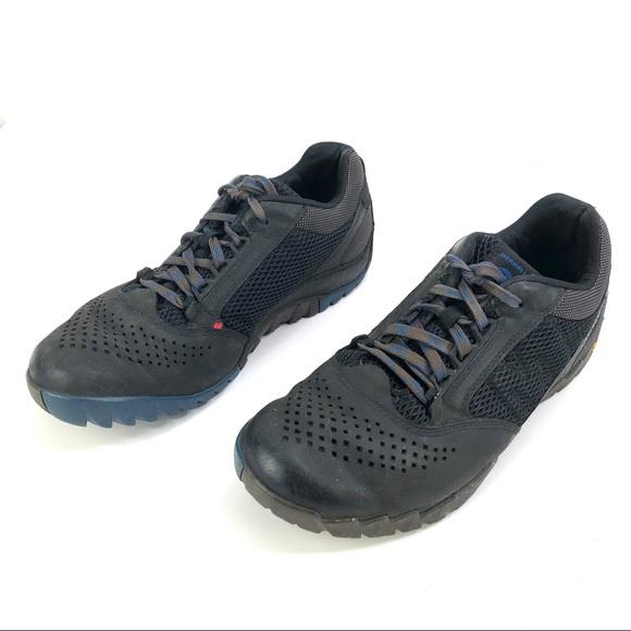 Merrell Other - Merrell Performance Hiking Shoes Vibram Black 10.5